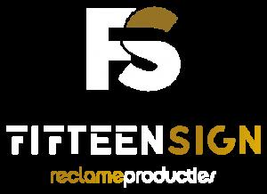 FifteenSign volledig logo